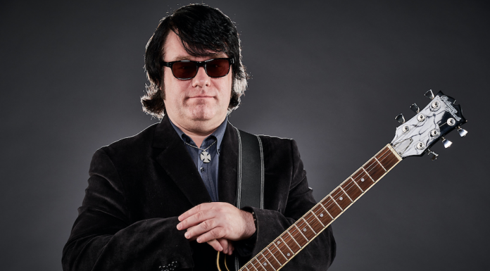 Dave Collison's Roy Orbison Tribute