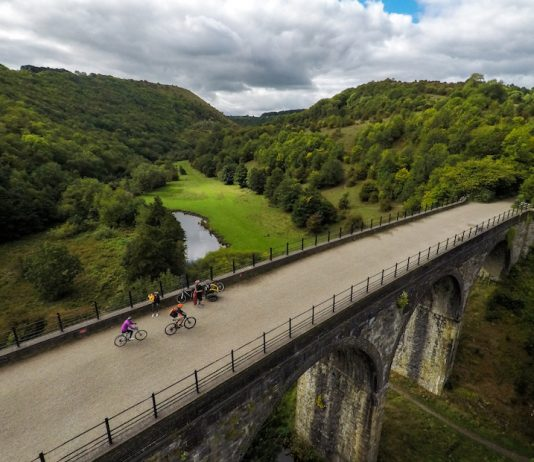 cycling across the country