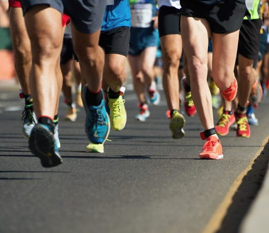 Running for dementia awareness