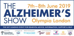 Alzheimer's Show logo